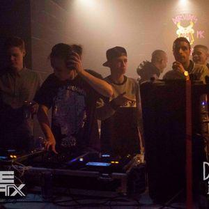 Wölfe - RiteTrax x DEADidea presents THE WUB CLUB #001 - 14.10.16