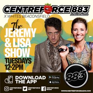 Jeremy Healy & Lisa - 883.centreforce DAB+ - 08 - 06 - 2021 .mp3