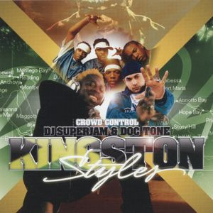 Dj Doc Tone & Dj Superjam - Kingston Styles