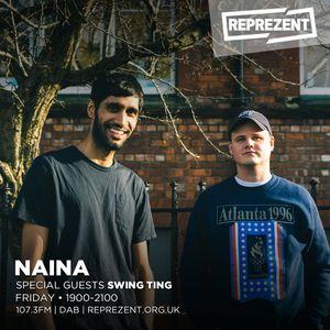 Naina with Swing Ting | 9th June 2017
