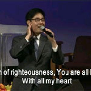 2012/06/10 HolyWave Praise Worship