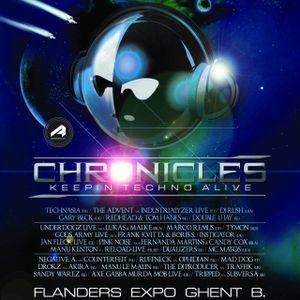 Frank Kvitta - Exclusive Promo For Liberty White Chronicles 2012