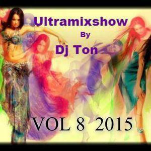 CDR ULTRAMIX SHOW VOL 8