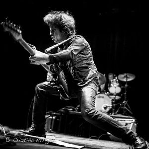 Willie Nile Interviewed by Rita Ryan of LocalMotion on 91.3 WVKR  12.6.17