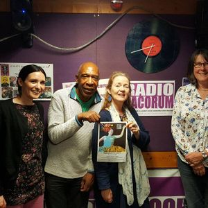Electric Voice Theater Frances M Lynch What's On in Dacorum Show with Jane & Penny Hour 1