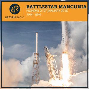Battlestar Mancunia 21st Jan 2016