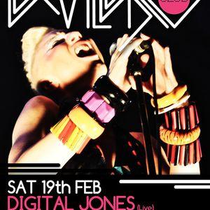 Devil Disco Club, Edinburgh (February '11)