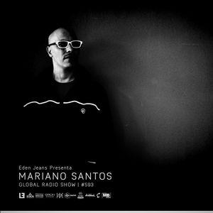 MARIANO SANTOS GLOBAL RADIO SHOW #593