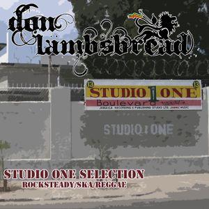 DON LAMBSBREAD - STUDIO ONE SELECTION