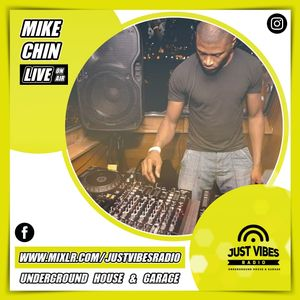 MIKE C ON WWW.JUSTVIBESRADIO.COM GARAGE AND HOUSE PRESSURE 19-12-19