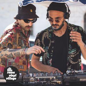 Emanuele Betto & Fred Gnucci (PornoNouveau) @ Roma Vinyl Village Open Air - 8 maggio 2021