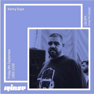 Kenny Dope: Anything Goes Radio: RinseFM: September 8, 2017