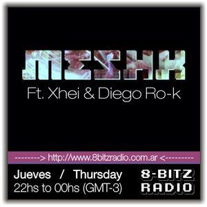 MESHK RADIO 002 By XHEI & DIEGO RO-K