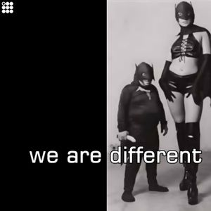 we are different by h.r.schmitz