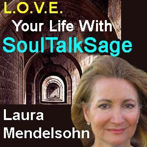 Iriana Yoshara on SoulTalkSage with Laura Mendelsohn