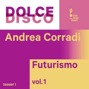 Waiting For DOLCE DISCO - Andrea Corradi