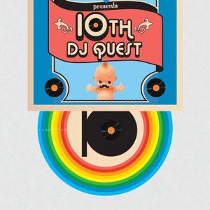 JUICE DJ QUEST 2012 Entry by SP∆ZM