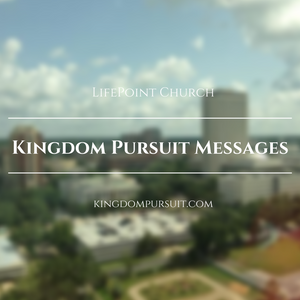 Kingdom Pursuit w/ Steve Backlund