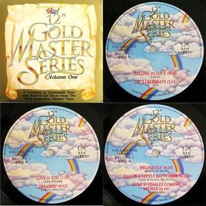 """Salsoul 12"""" Gold Master Series, Vol. 1"""