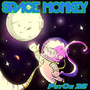 Space Monkey - PsyOn 32