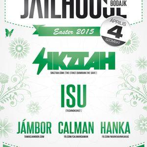 Jambor live @ Jail House Easter   20150404