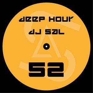 DJ sal  vol.52 deephouse mix 2016