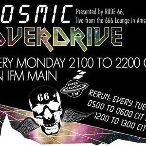 RUDE 66 - Cosmic Overdrive 305