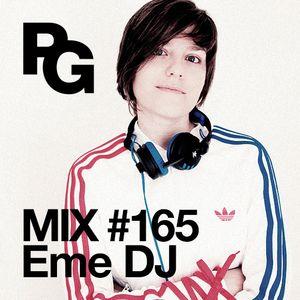 PlayGround Mix 165 - Eme DJ