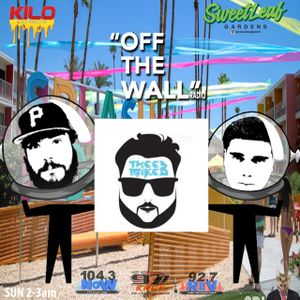 Off The Wall Radio Thee Mike B Take Over July 13