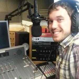 Callum Mitchell on 94.4FM Salford City Radio, January 13th 2014