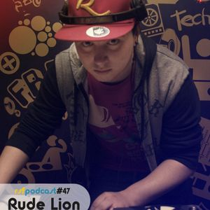 Rude Lion - SWAGSTEP! [RSF Podcast#47]