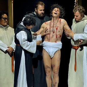 "Wagner: ""Parsifal"" – Vogt, Pankratova, Zeppenfeld, McKinny; Haenchen; Bayreuth 2016"