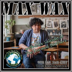Max Wax, Ep. 83 - Alex Salcido
