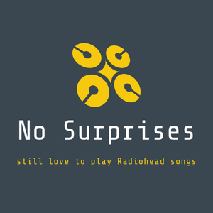 No Surprises - still love to play Radiohead songs session 1