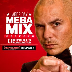LABOR DAY MEGA MIX WEEKEND: DJ LATIN PRINCE (MIX 1) #GLOBALIZATION #SIRIUSXM #CH4