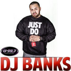 DJ BANKS SATURDAY NIGHT STREET JAM JULY 6, 2013 HR. 2 MIX. 1