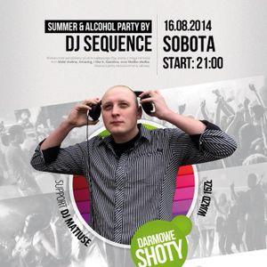 NEW ! 16.08.2014 D-Wave aka Matiuse @ Live At Club Infinity [Summer And Alcohol Party] Sala Główna