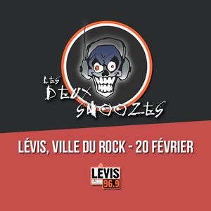 Lévis, ville du rock - 20 février 2017