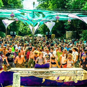 Neutrino DJ Set @ Liquid Stage, Noisily Festival 2015