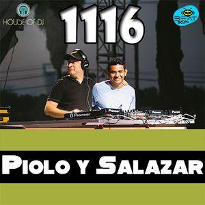 1116 Piolo Y Salazar - Beat 90.1 - House Of DJ