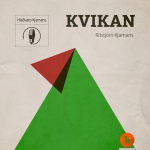 Kvikan - 18. janúar 2017