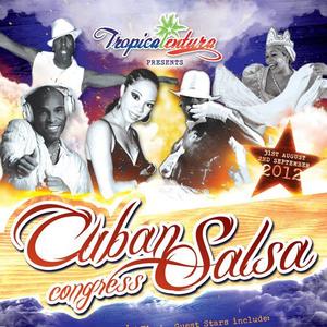 Cuban Salsa Congress Wales 2012