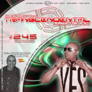 David Saints pres. Transcendental Radio Show #245 (06/04/2012)