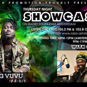 THURSDAY NIGHT SHOW CASE WITH KING VUVU