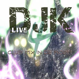 DJK - Club Mix In De Room 4.0 June End 2012 live