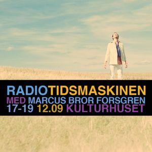 Sending 7: Symfoni i pop og Marcus Bror Forsgren som gjest - «live» fra Kulturhuset