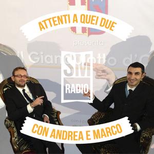 Andrea e Marco - Attenti a quei due - Intervista Alberto Ferrari - 18 Aprile 2013