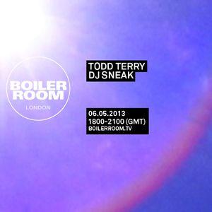 Todd Terry - Boiler Room (london)