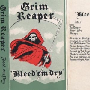 Jas Interview with Headliners GrimReaper at Farmageddon