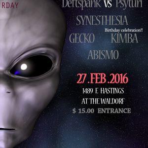 Alien Passenger Set 2016